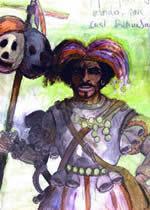Exploradores, aventureros, viajeros... - Página 4 Estebanico