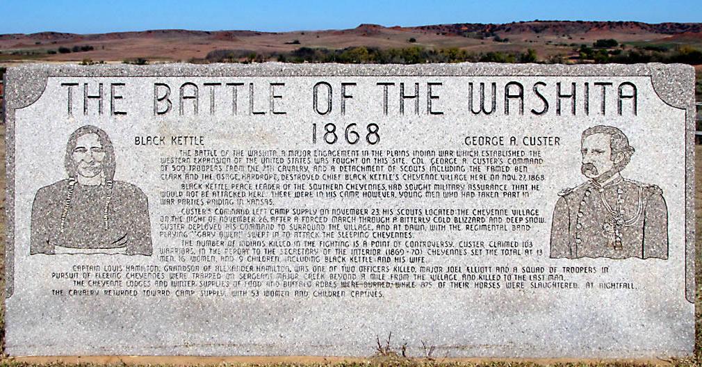 Batalla de Washita
