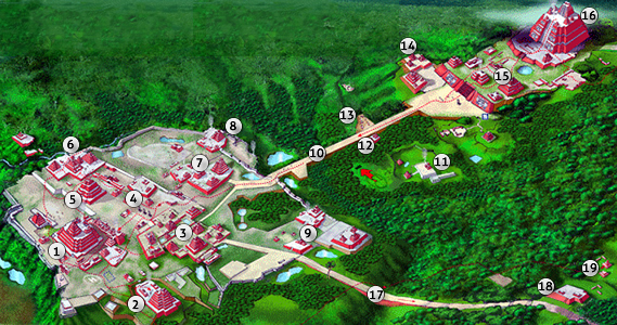 El mirador guatemala sitio arqueol gico maya for El mirador de villalbilla