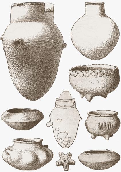 Llanos de moxos arqueolog a mont culo velarde hernmarck for Ceramica bellavista
