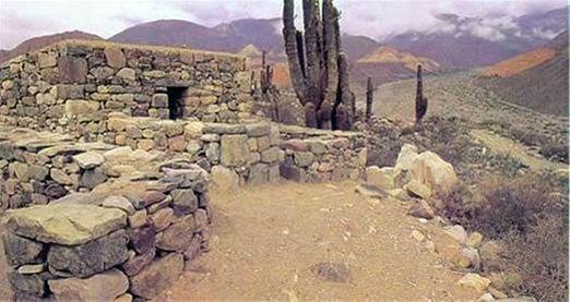 Cronologa del las culturas originarias del Noroeste argentino