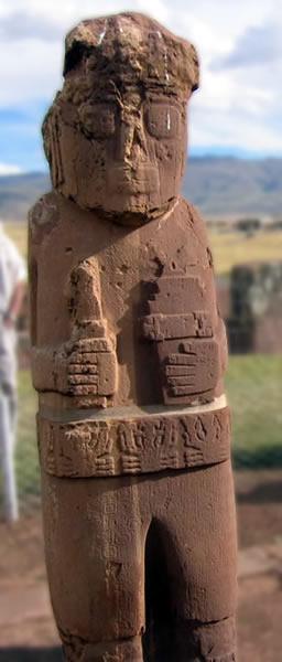 Iconografía Y Escritura En Tiwanaku Tiahuanaco