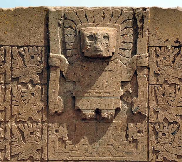 cosmolog237a y religi243n tiwanaku tiahuanaco