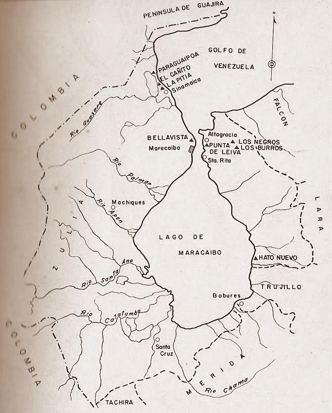 Mapa del estado tachira para colorear - Imagui